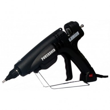 POWERBOND K3360 VARIABLE TEMPERATURE HOTMELT GLUE GUN